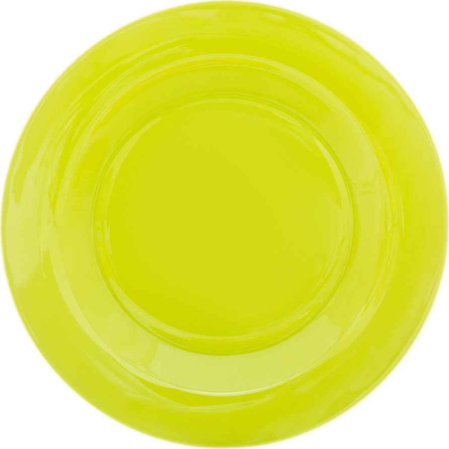 Тарелка Luminarc Amбиантэ Анис, L6263, светло-зеленый, диаметр 25 см