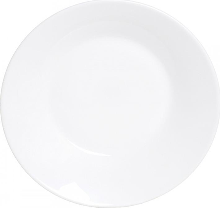 Салатник Luminarc Ализе Гранит, L7073, белый, диаметр 18 см