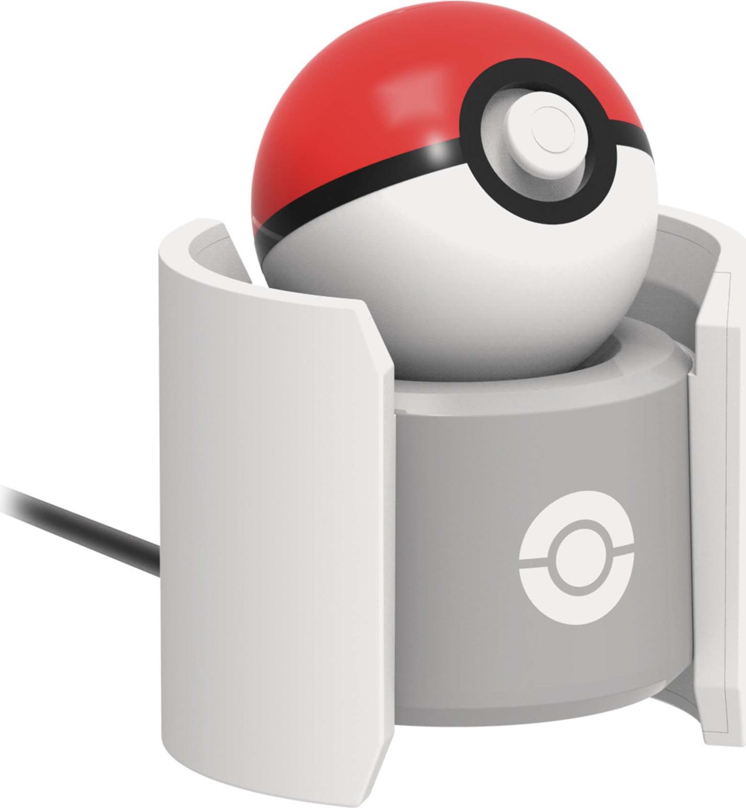 Стенд для зарядки Hori Poke Ball для консоли Nintendo Switch new nintendo 2ds xl poke ball edition red white портативная игровая приставка
