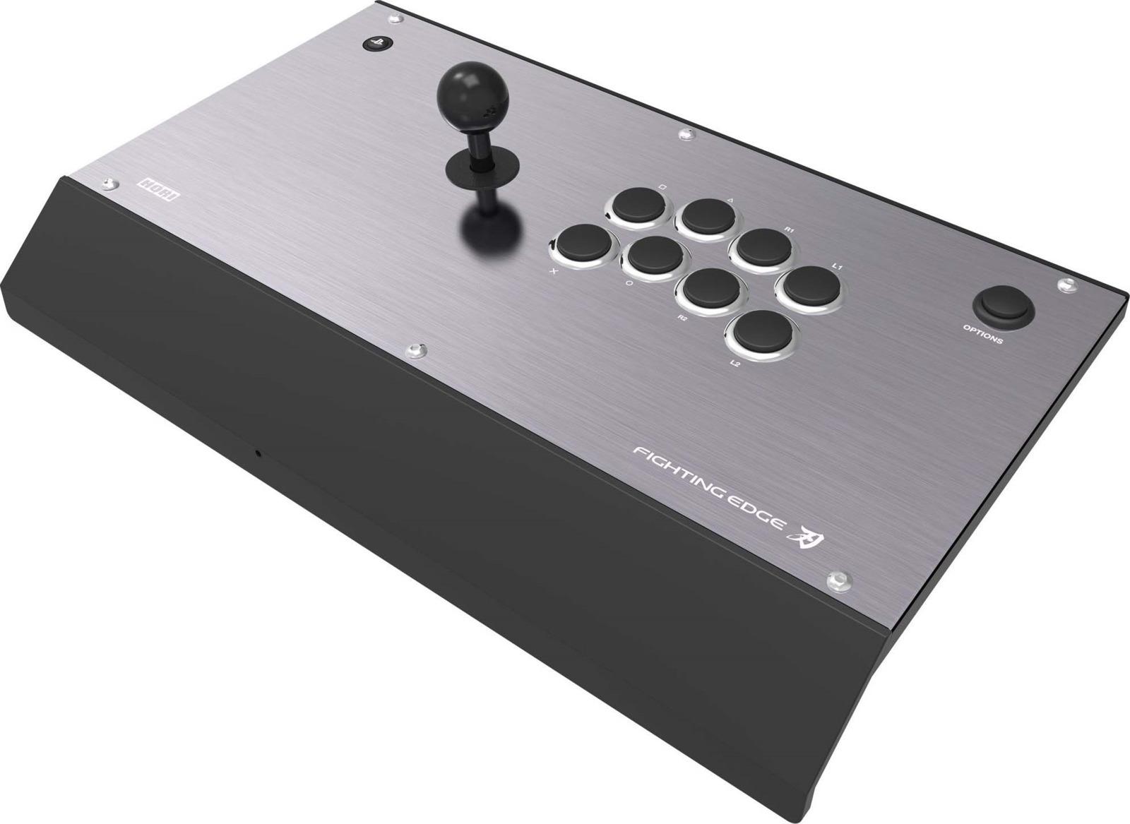 Аркадный контроллер Hori Fighting Edge для PS4/PC hori real arcade pro n hayabusa for playstation 4