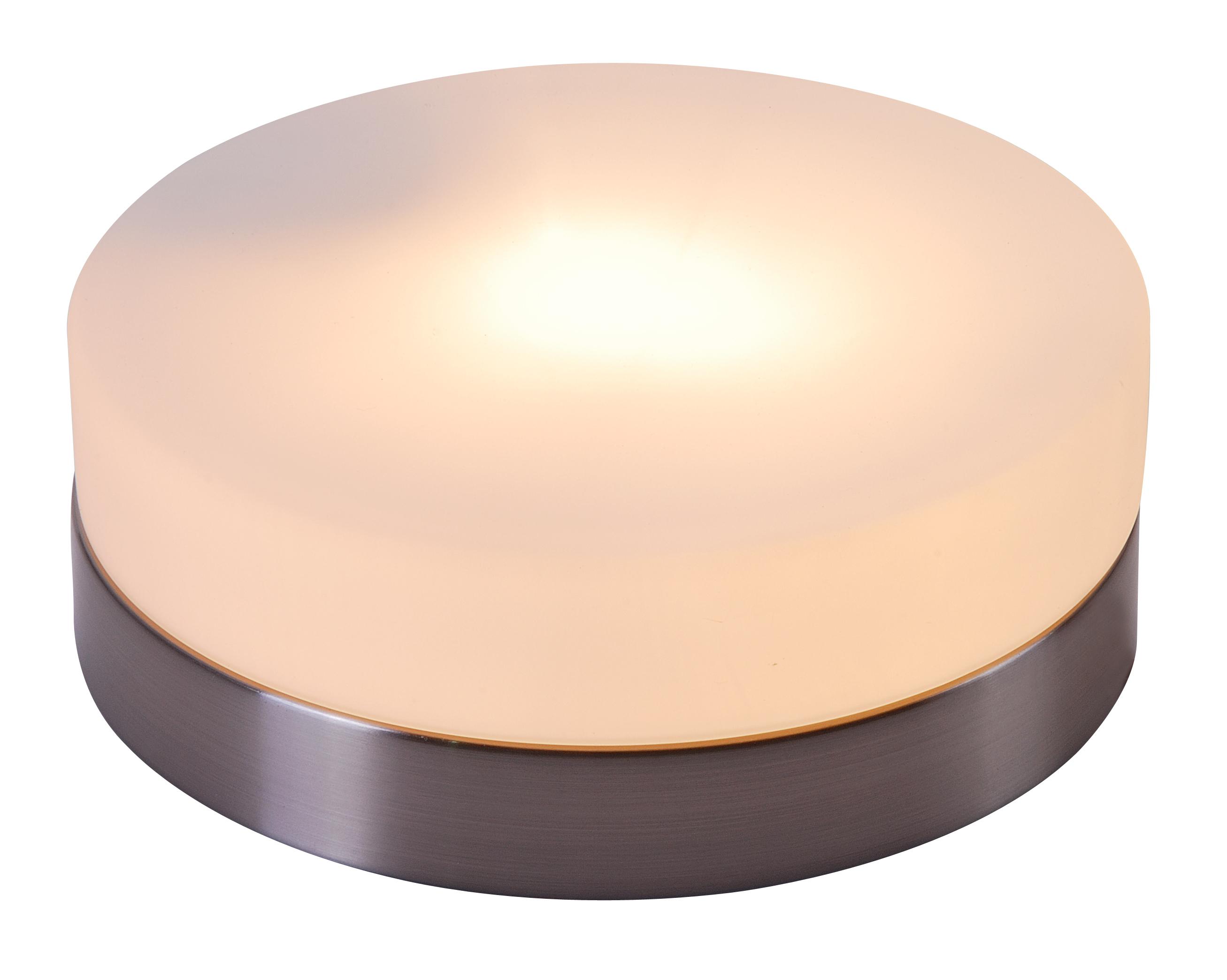 Настенно-потолочный светильник Globo Opal, серый потолочный светильник globo new 0332 серый металлик