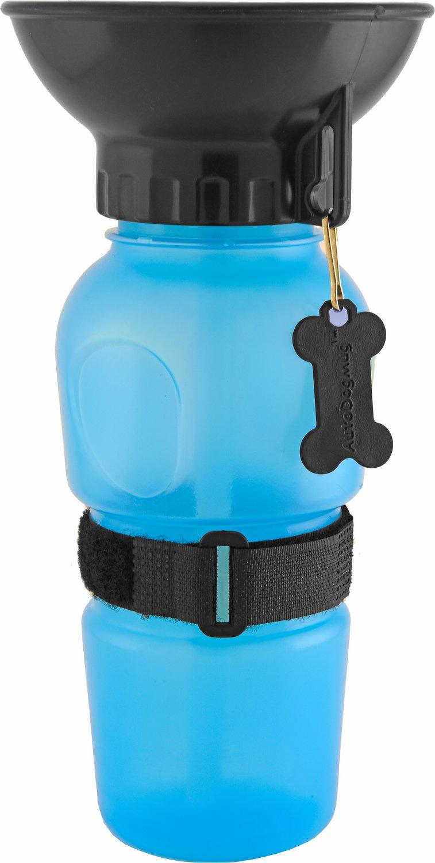Поилка-бутылка для животных (собак)