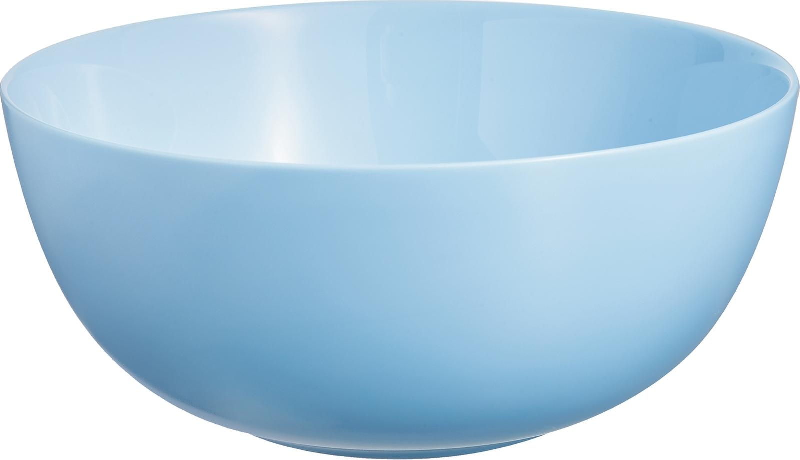 Салатник Luminarc Дивали Лайт Блю, P2614, голубой