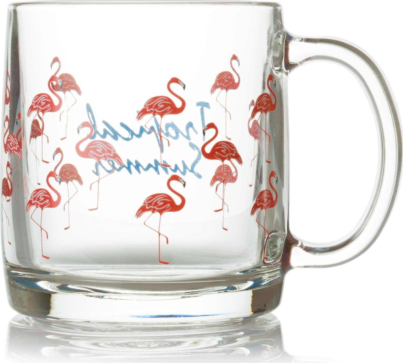 Кружка Luminarc Нордик Фламинго, P4108, разноцветный, 380 мл