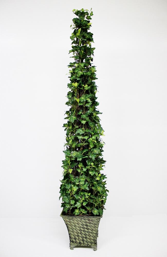 Искусственные цветы Coneko 3, зеленый
