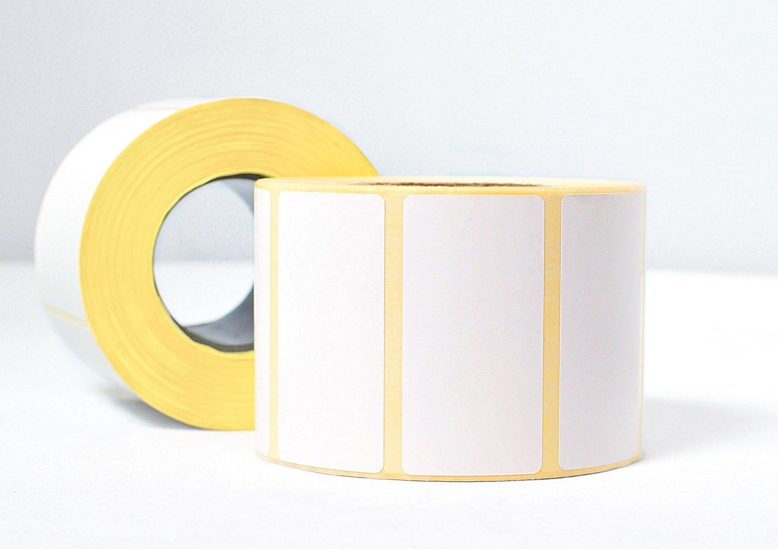 Этикетка для печати Lux-Paper B14899, белый