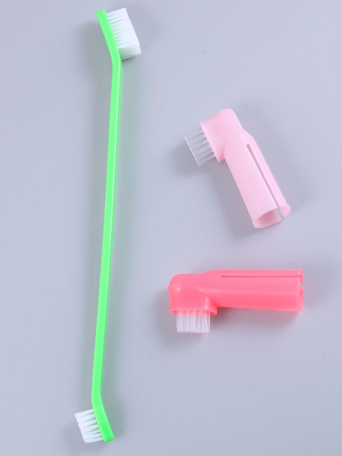 цены Зубная щетка для животных ЗООМАНИЯ OR208