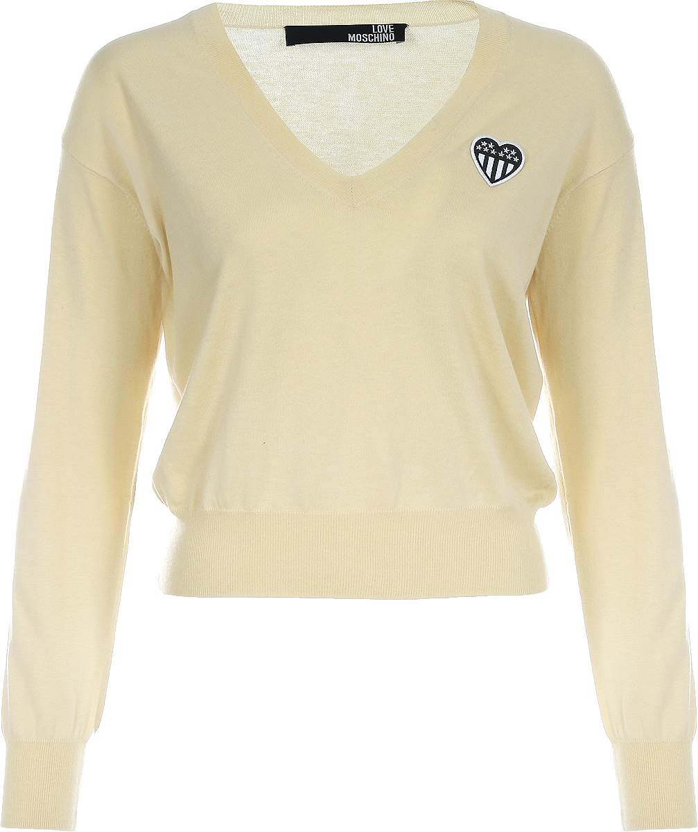 Пуловер LOVE MOSCHINO все цены