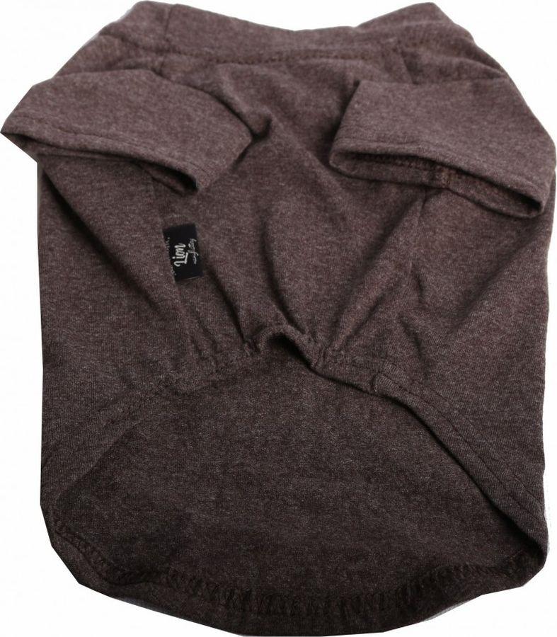 Футболка для собак Lion Manufactory, LM11001-07, размер XL футболка для мальчика nike dry цвет серый 819838 063 размер xl 158 170