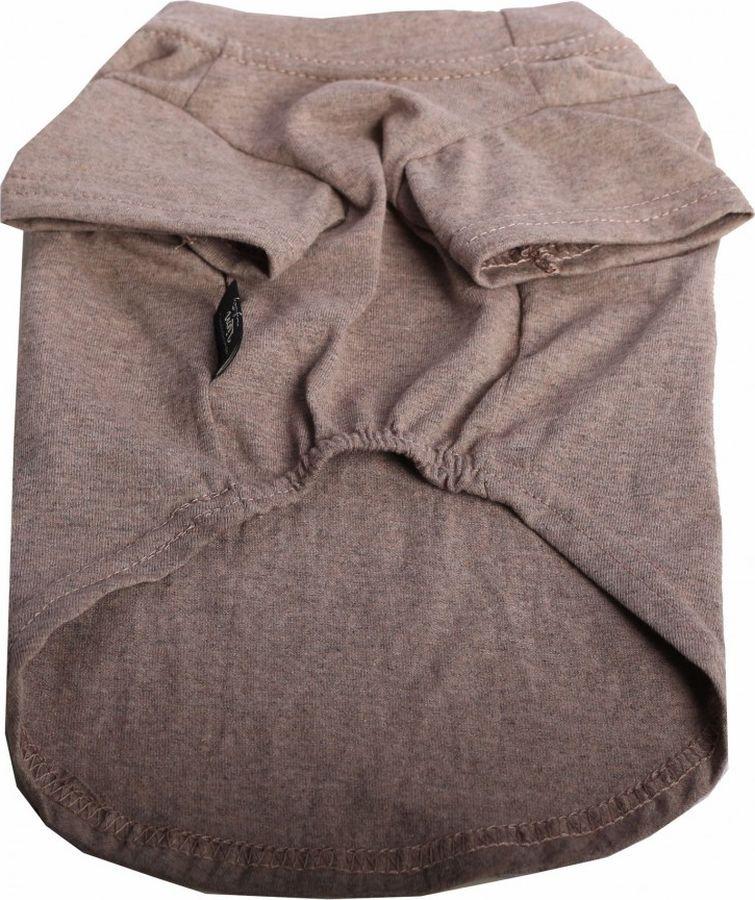 Футболка для собак Lion Manufactory, LM11001-05, размер XL футболка для мальчика nike dry цвет серый 819838 063 размер xl 158 170