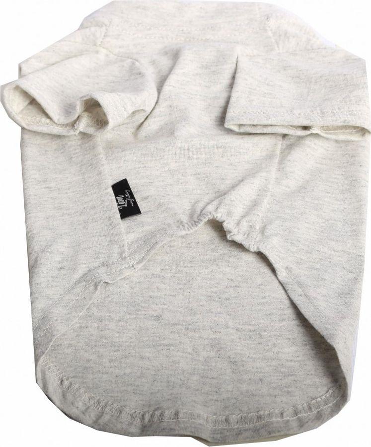 Футболка для собак Lion Manufactory, LM11001-04, размер XL футболка для мальчика nike dry цвет серый 819838 063 размер xl 158 170