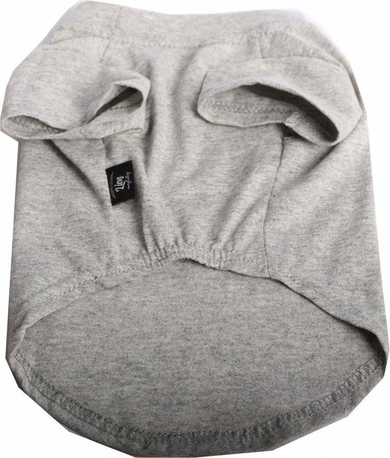 Футболка для собак Lion Manufactory, LM11001-01, размер XL футболка для мальчика nike dry цвет серый 819838 063 размер xl 158 170