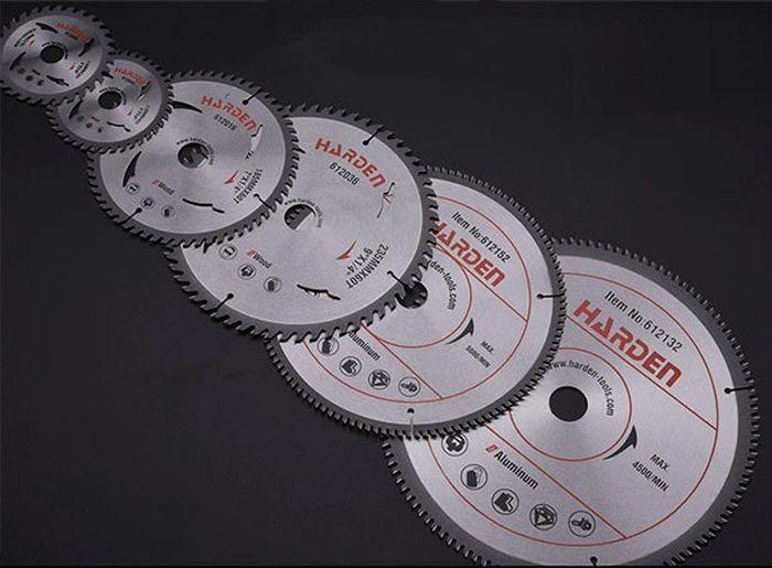 Пильный диск Harden, по дереву, 110 x 30/16 x 30Т, 612003 диск x
