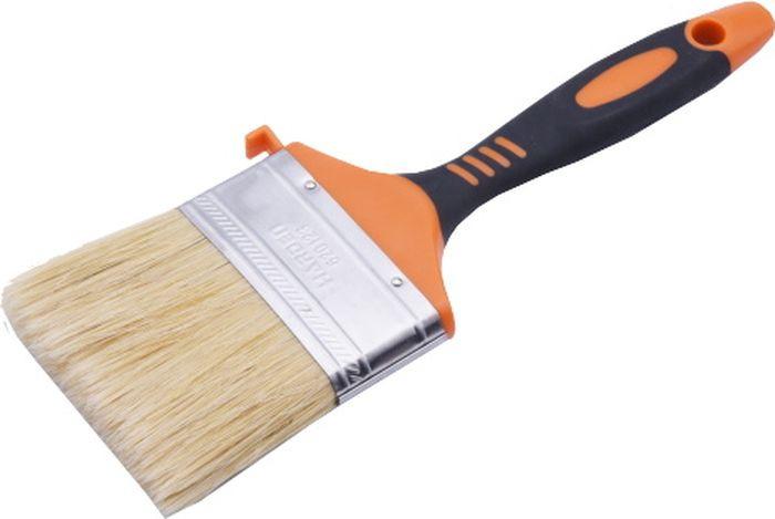 Кисть для покраски Harden Дали, флейцевая, профессиональная, 620123, 76 мм