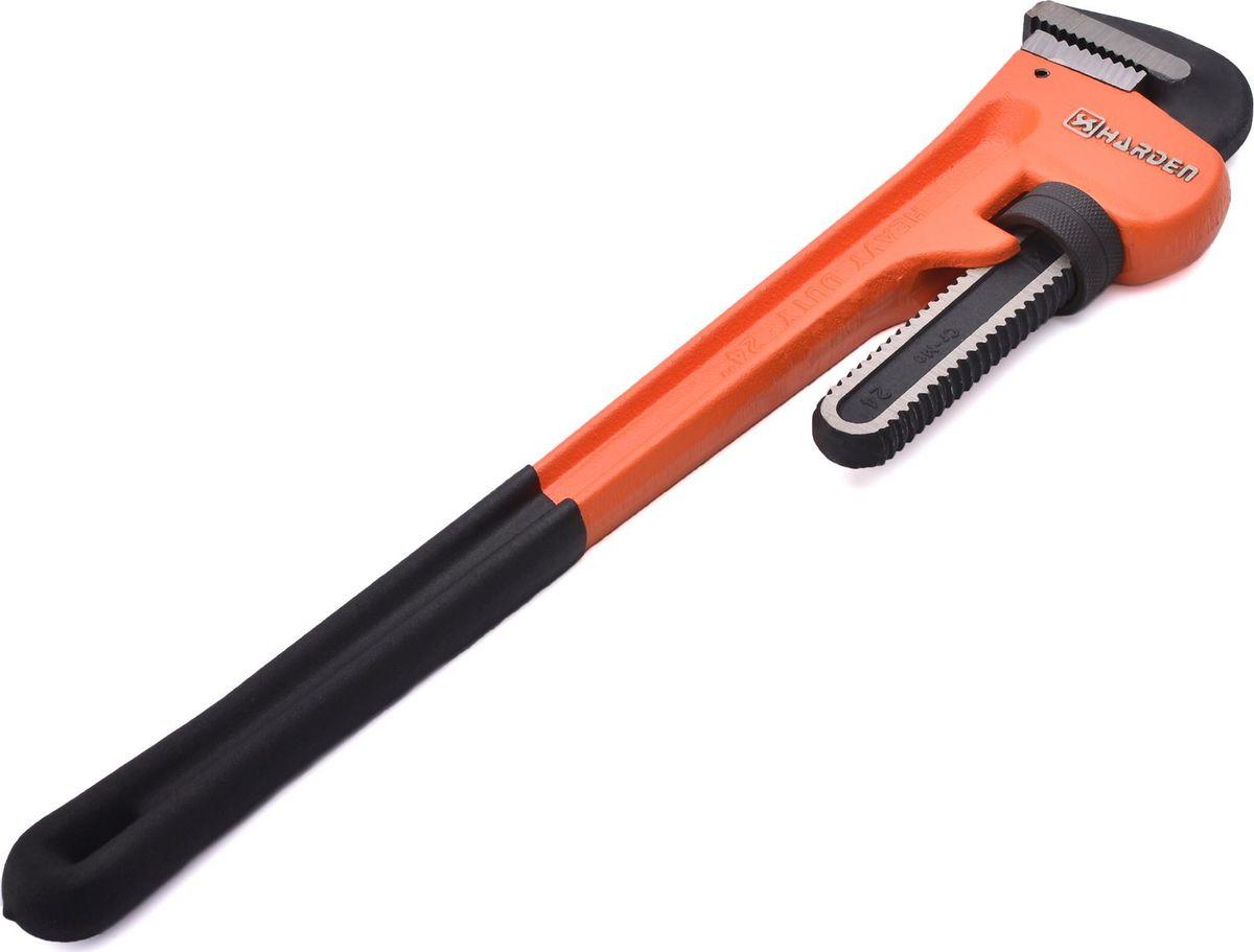 Ключ трубный Harden, 600816, 36 ключ harden 540558