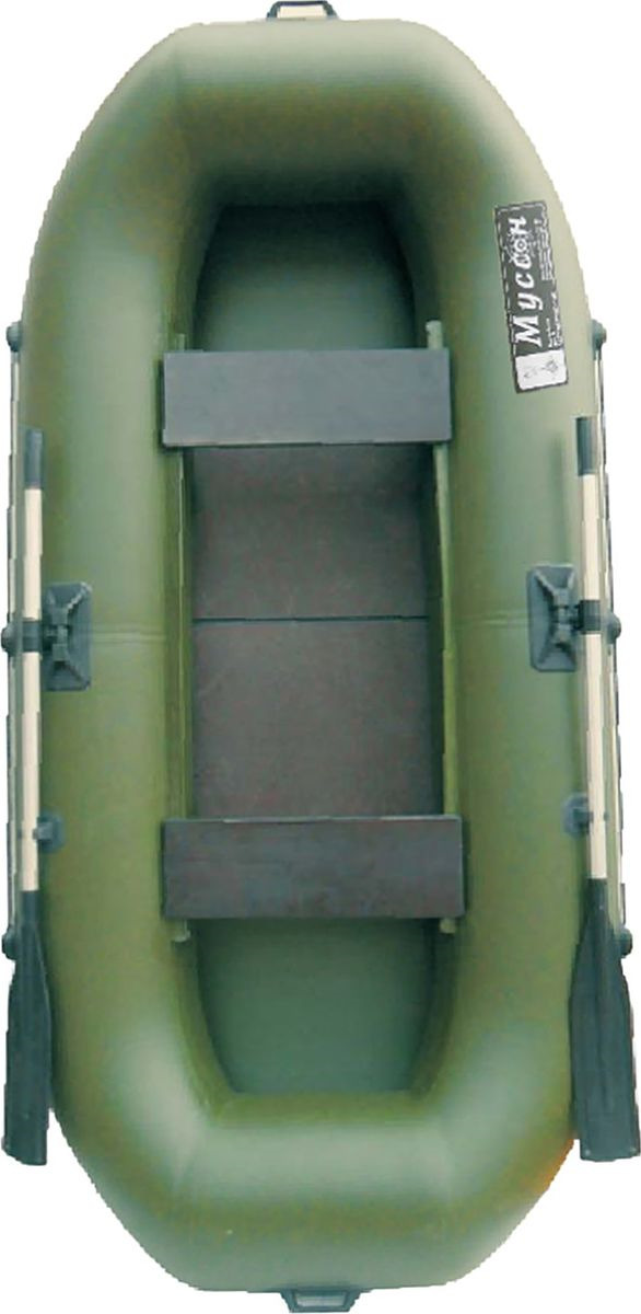 Лодка Муссон В-270 PC, гребная, 1437021