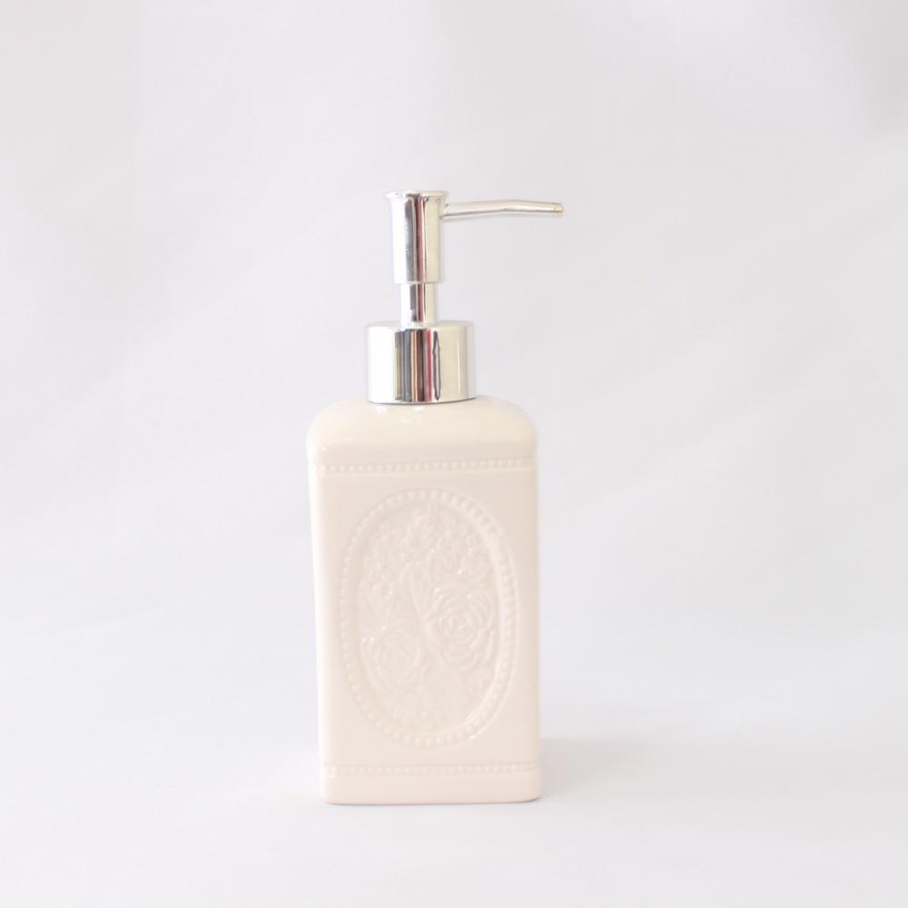 Дозатор для мыла Sibo SI36255, Керамика дозатор д жидкого мыла primanova akik bej керамика бежевый