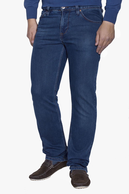 Джинсы DAIROS, темно-синий 54 размерDR/5144/Mesa/38Мужские джинсы марки Dairos. Рост 34. Модель темно-синего с небольшим потертостями, прямого кроя со средней посадкой.