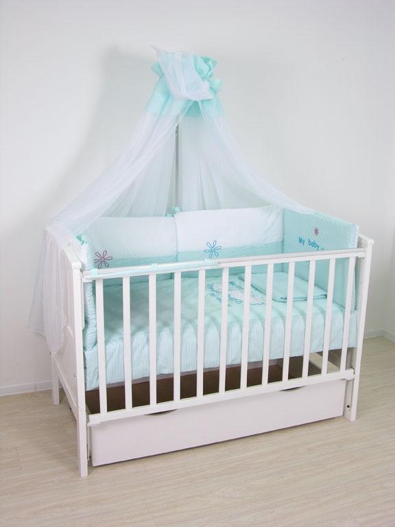 Комплект в кроватку Polini 0001260.100 комплект в кроватку polini 0001201 1 голубой