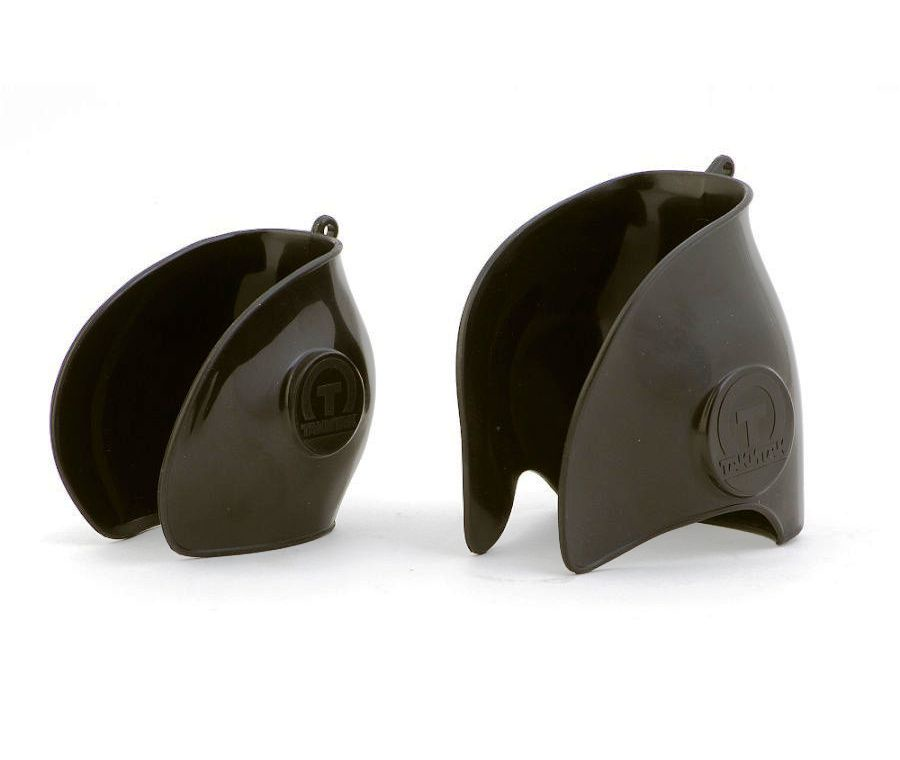 Средство для обуви ТАКИТАК Защита задника обуви при вождении автомобиля для женщин (набор), черная, в целлофане, черный
