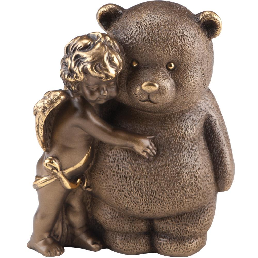 Статуэтка BOGACHO Лучшие друзья 22516 Б, бронза