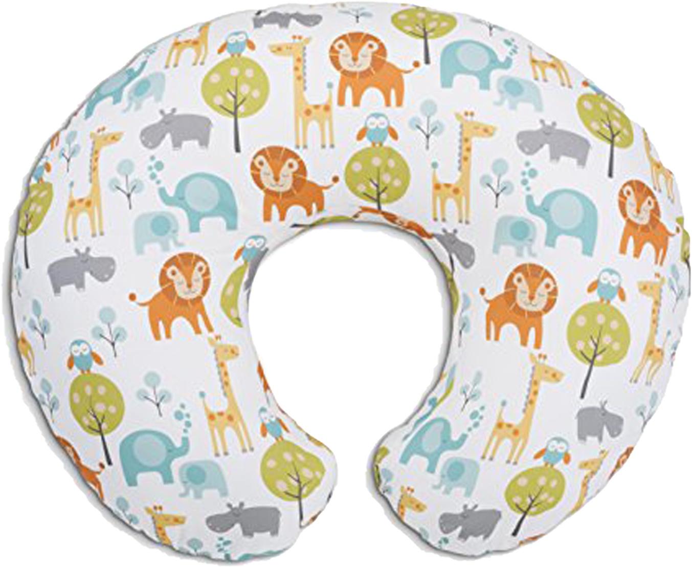 Подушка для кормящих и беременных Chicco Boppy Modern Woodland подушка для кормления chicco boppy colorful chevron