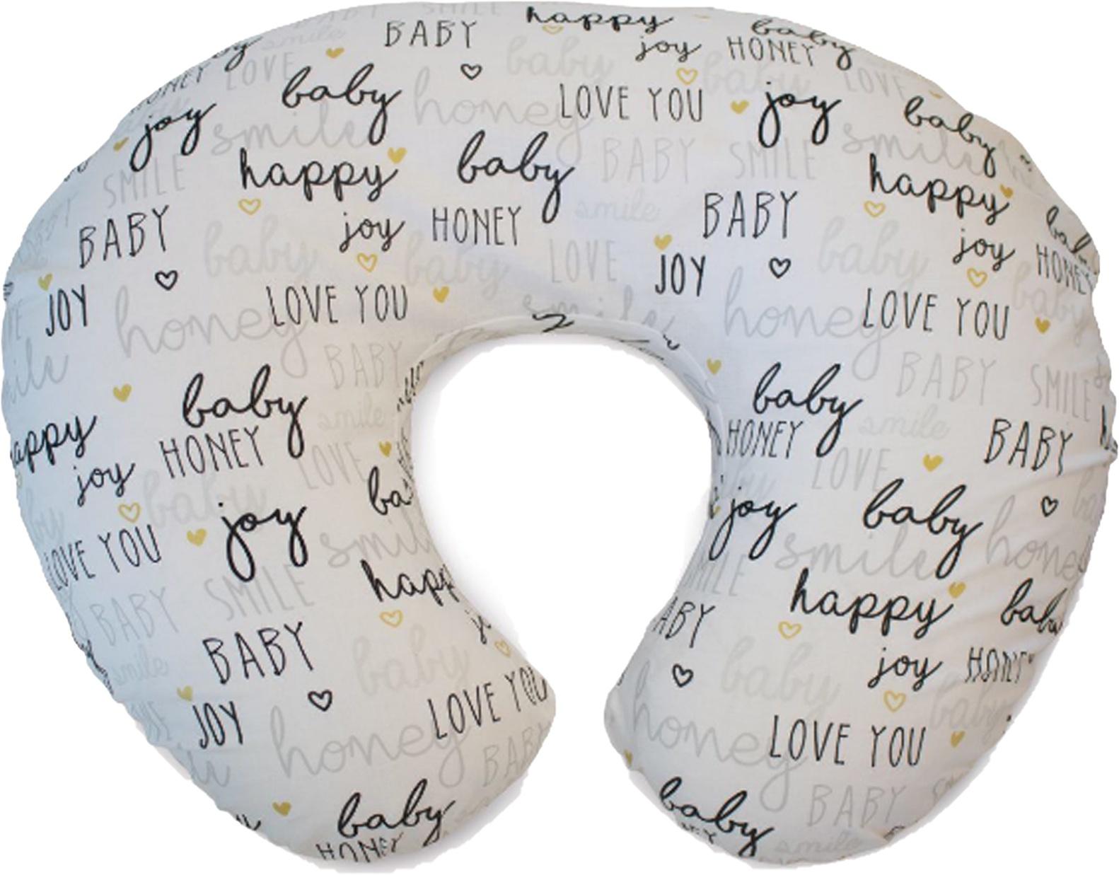 Подушка для кормящих и беременных Chicco Boppy Hello Baby