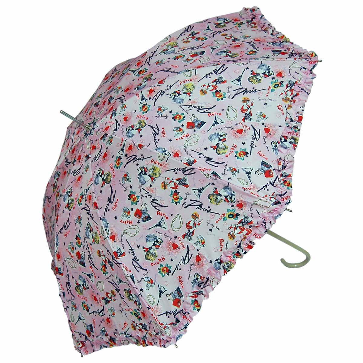 Зонт Stilla 280sm/2, розовый
