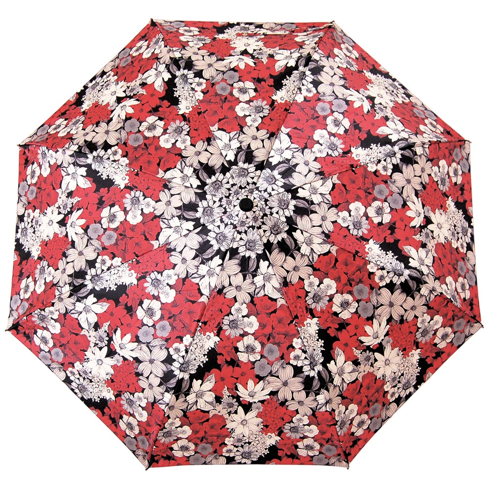 Зонт Stilla 422wood/2, черный