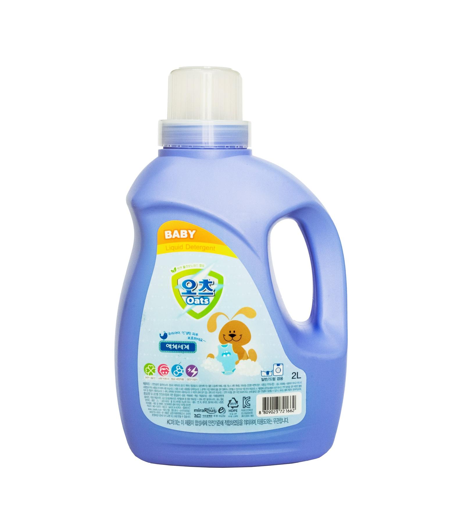 Жидкое средство для стирки OATS 721662