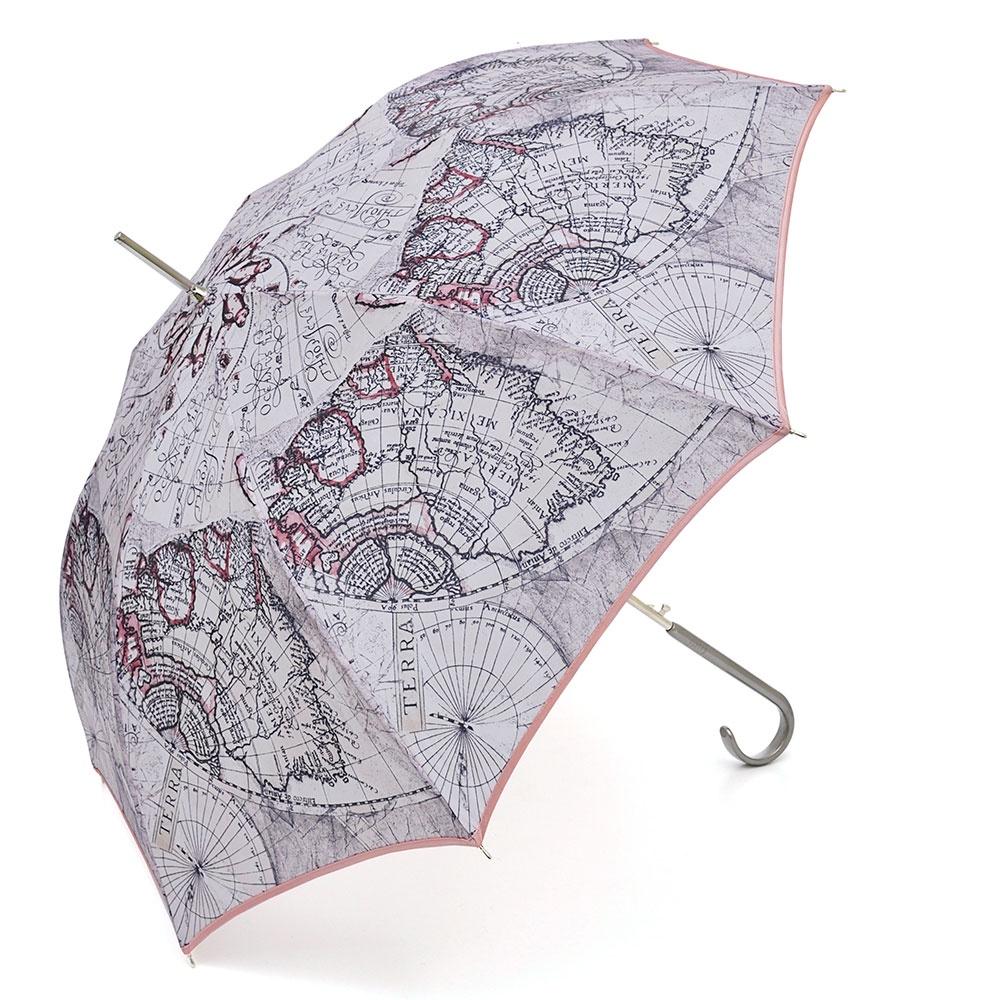 Зонт Stilla 680auto/3, светло-розовый зонт stilla 680auto 1 светло коричневый