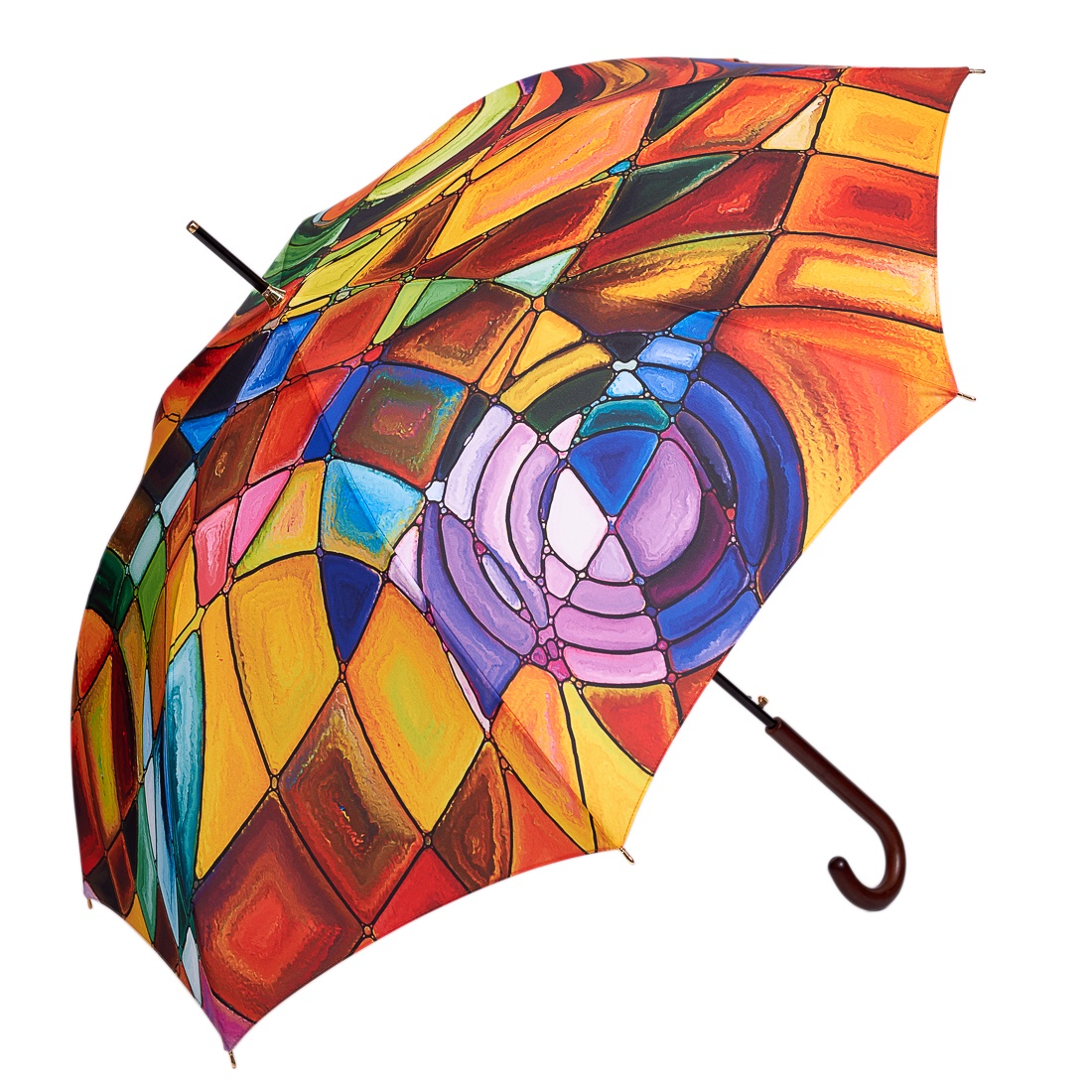 Зонт Stilla 821auto/1, оранжевый
