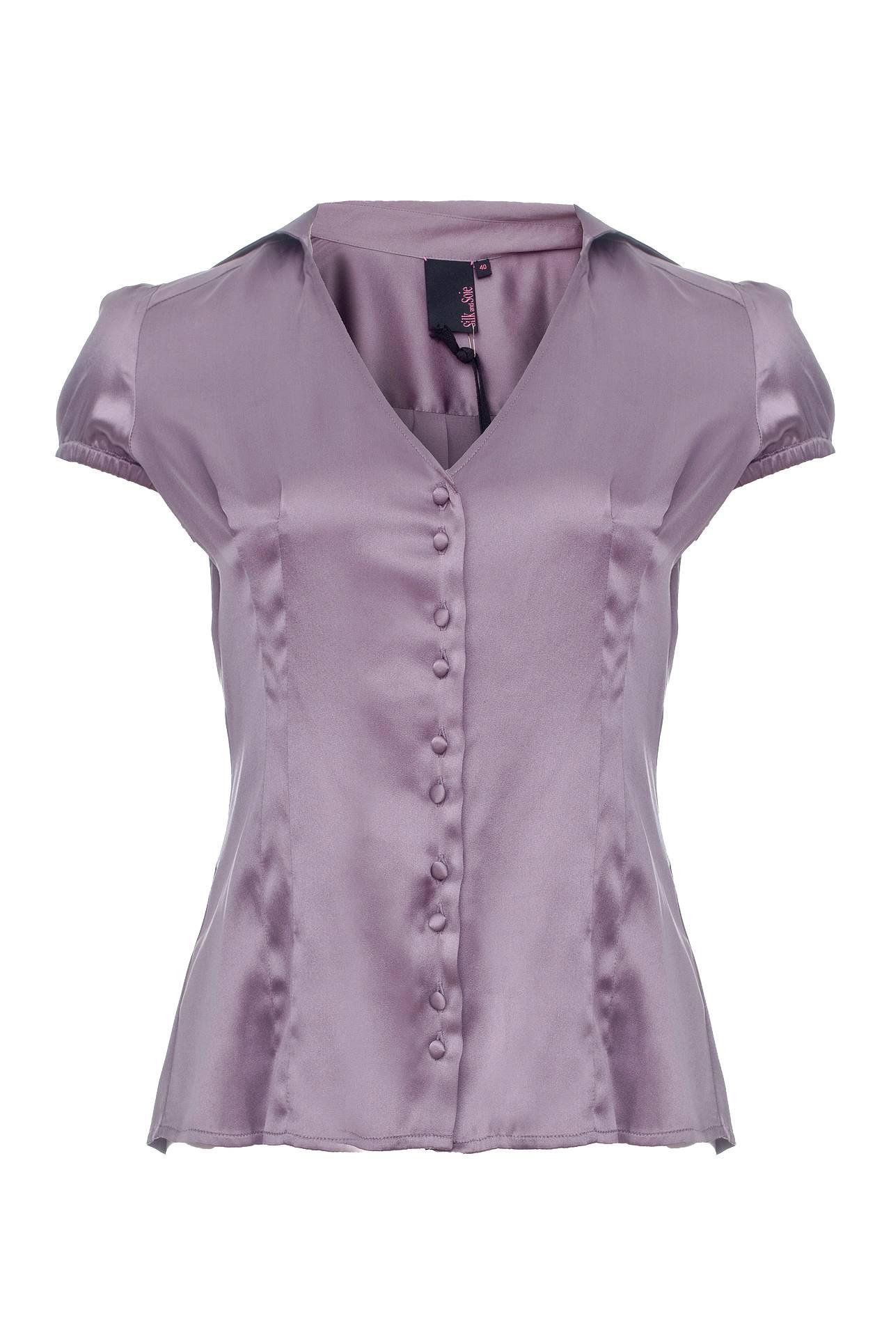 Блузка SILK AND SOIE куртка silk and soie