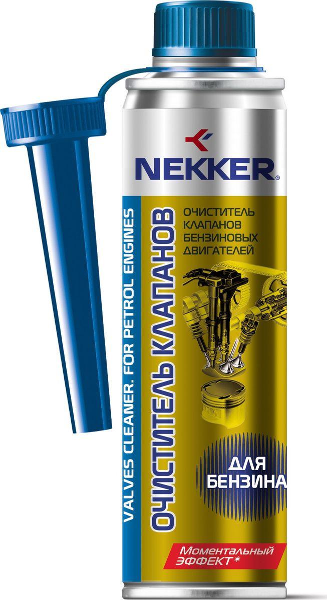 Очиститель клапанов для бензина Nekker, 250 мл экономичность и энергоемкость городского транспорта