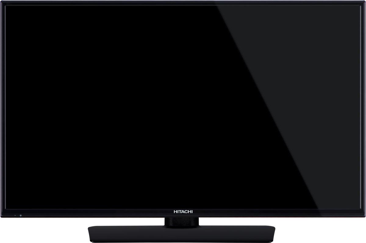Телевизор Hitachi 32HB4T61, черный цена и фото