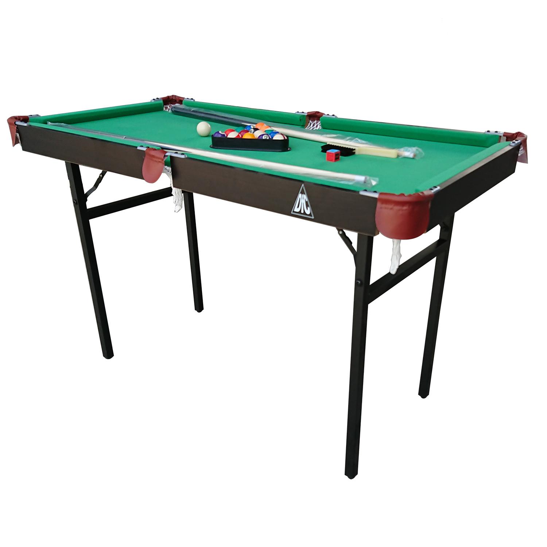 Бильярдный стол DFC Hobby, зеленый бильярдный стол dfc pirate мини