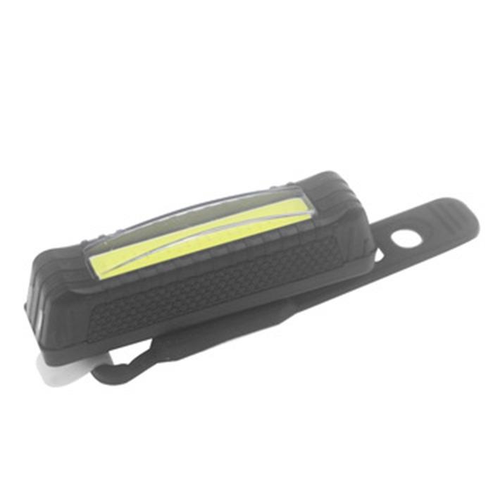 Велосипедный фонарь MoscowCycling MC-LED-01, черный