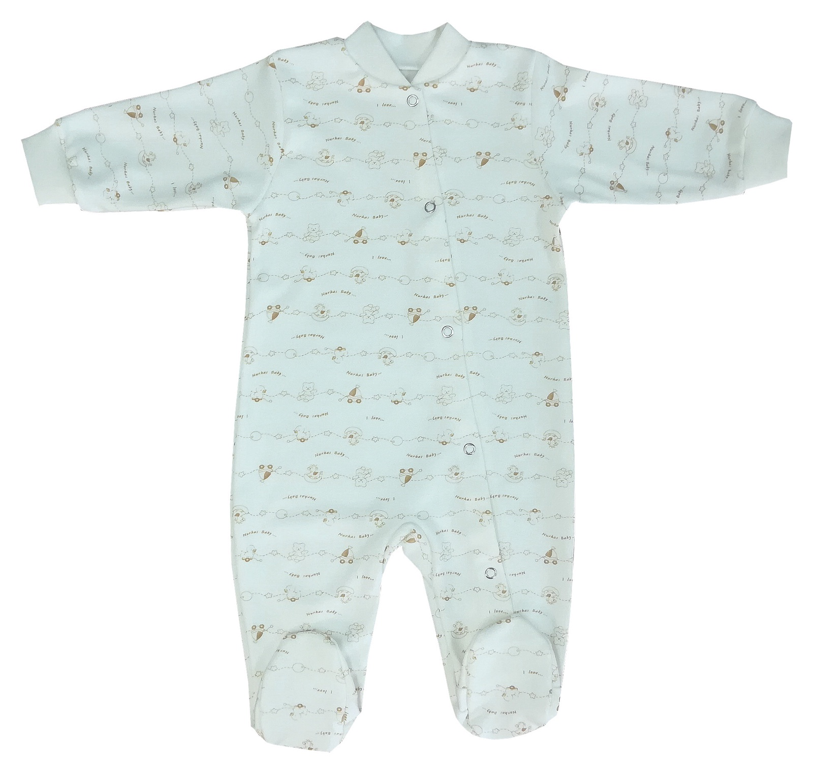 Комбинезон Рыжик одежда для новорожденных швами внутрь