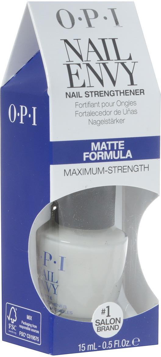 OPI Средство для укрепления структуры ногтя матовое, 15 мл