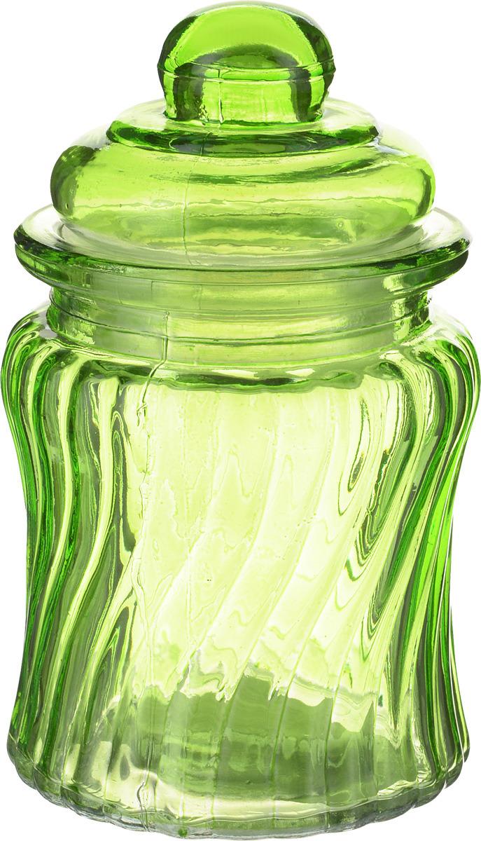 Банка для сыпучих продуктов Mayer & Boch, 27082-2, зеленый, 250 мл банка для сыпучих продуктов mayer