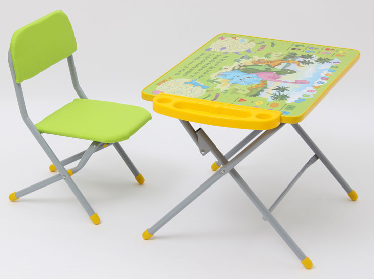 Фея Набор детской мебели Досуг Динозаврики фея набор детской мебели досуг динозаврики
