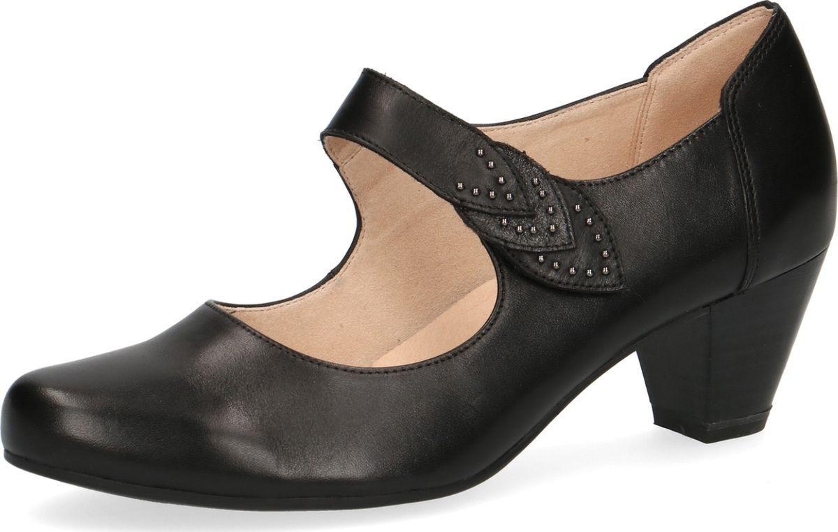 Туфли женские Caprice, цвет: черный. 9-9-24401-22-026/221. Размер 40,59-9-24401-22-026/221