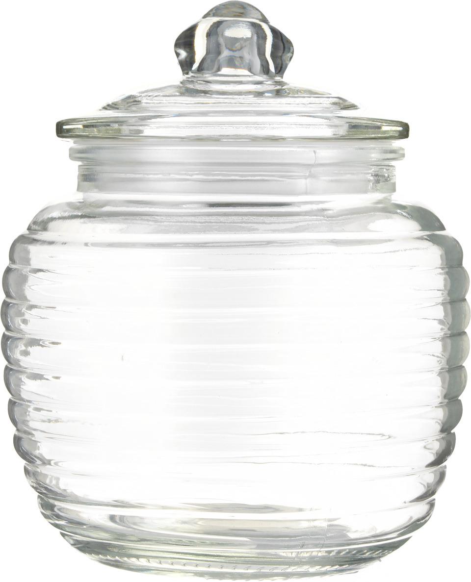 Банка для сыпучих продуктов Loraine, с крышкой, 28086, прозрачный, 600 мл банка для сыпучих продуктов loraine 28190 прозрачный 600 мл