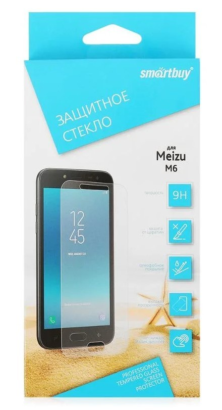 Защитное стекло Smartbuy 134565703026 цена и фото