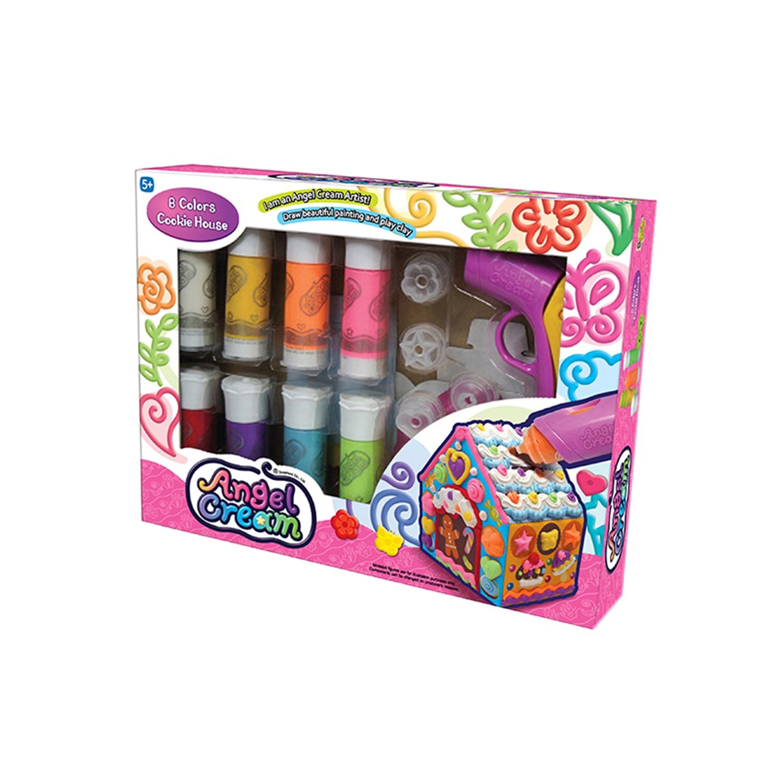 Набор для 3D рисования Angel Cream CD16011