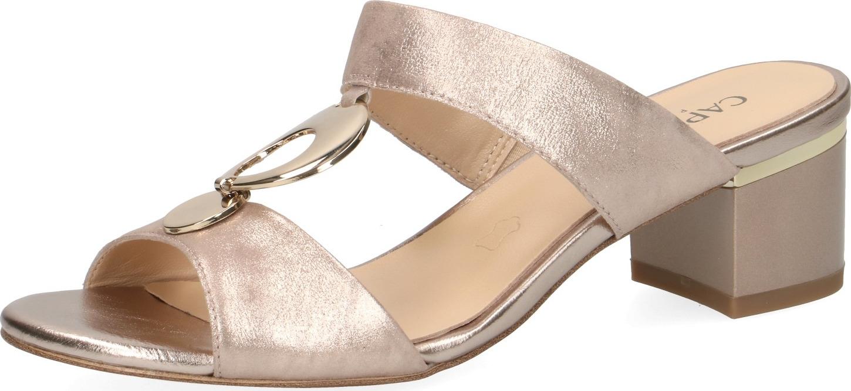 Туфли женские Caprice, цвет: серо-коричневый. 9-9-27204-22-354/221. Размер 6,5 (40)9-9-27204-22-354/221