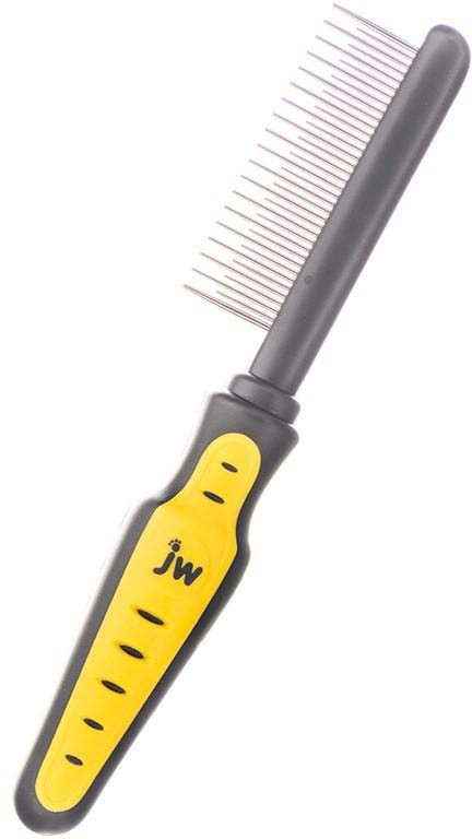 Расческа для собак J.W. Grip Soft Dog Shedding Comb, JW65022
