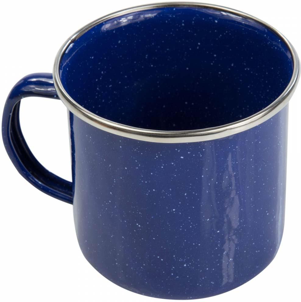Кружка Regatta Enamel Mug, RCE175, синий кружка enamel lichen page 5