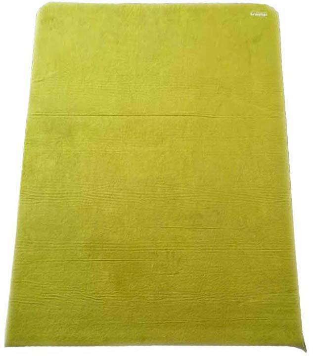 Коврик самонадувающийся Tramp Комфорт+, TRI-011, зеленый, 180 х 130 см коврик tramp tri 002