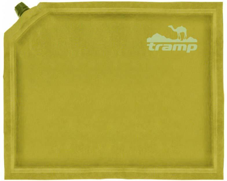 Сиденье самонадувающееся Tramp, TRI-014, зеленый, 40 х 30 см